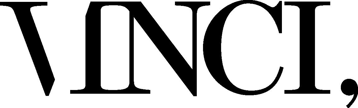 Vinci - Preto